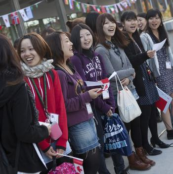 The Decline in Foreign Students Hurts America's Future