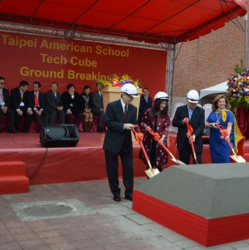 Taipei American School Builds Tech Cube for STEAM