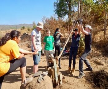 Empowering Rural India: Building Homes & Awareness