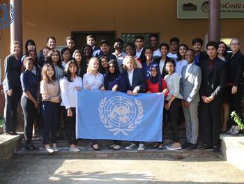 KINMUN Launches First Model United  Nations Conference in Kinshasa, DRC