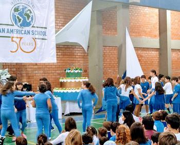 Pan American School of Porto Alegre Celebrates 50 Years