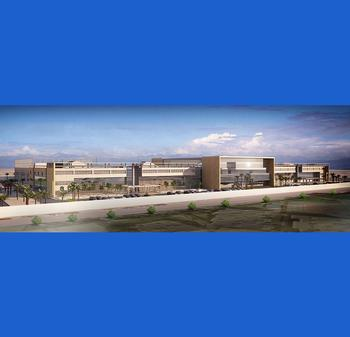 A New Campus for the American International School of Jeddah