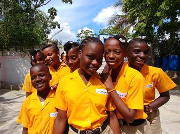 The Children of Haiti Project: Entering a 9th Year of Success