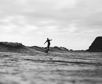 Riding the Wave:  What Surfing Taught Me About Learning