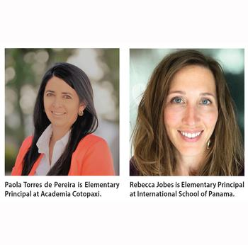 2019 National Distinguished Principal Awards Honor Torres de Pereira and Jobes
