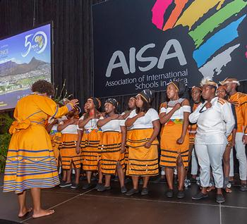 To Go Far,  Go Together: AISA Celebrates 50 Years