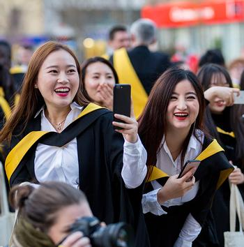 New University Destinations of Choice Among International School Students